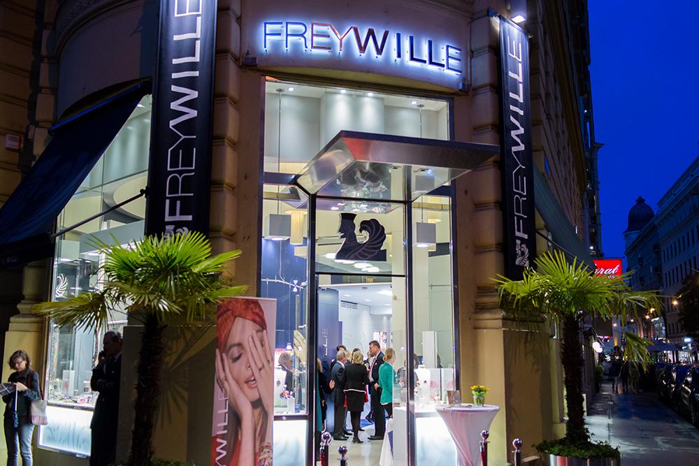 FREYWILLE butik Albertina