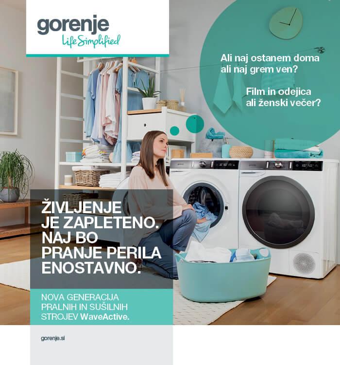 GORENJE pralni stroj