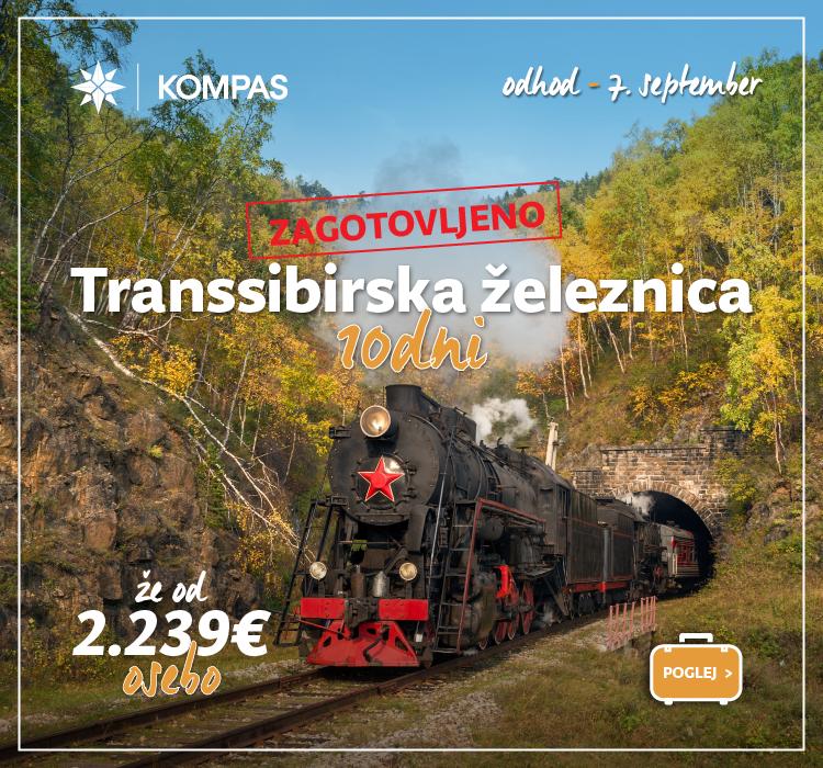 transsibirska zeleznica