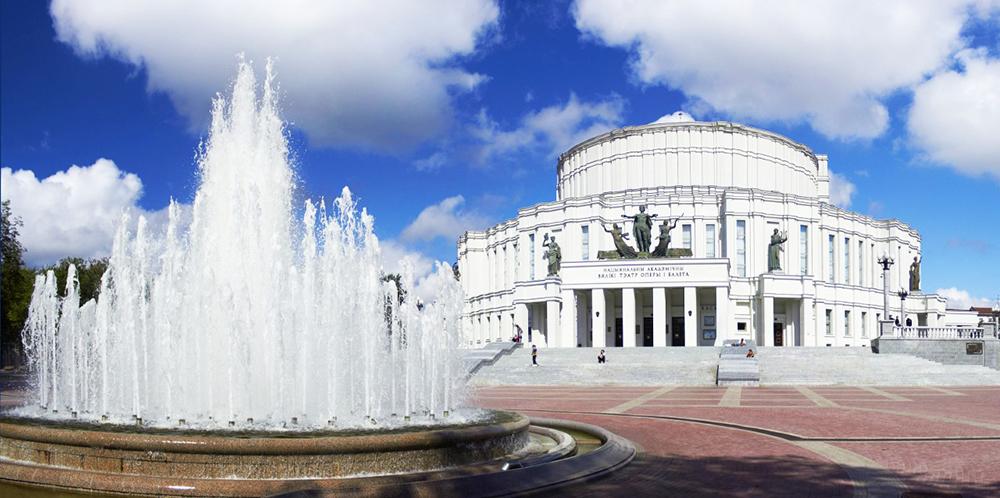 Gledališče Bolšoj Opera in balet