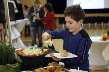 ekološka hrana v šolah