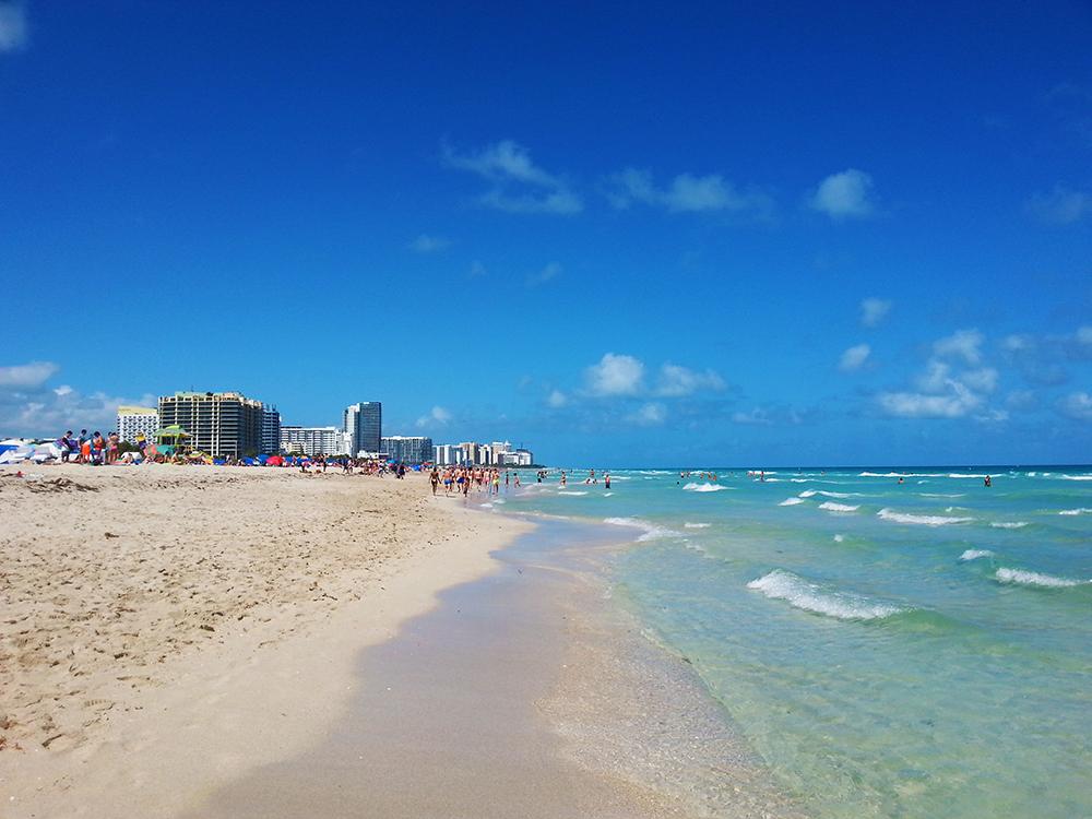 Miami Florida south beach