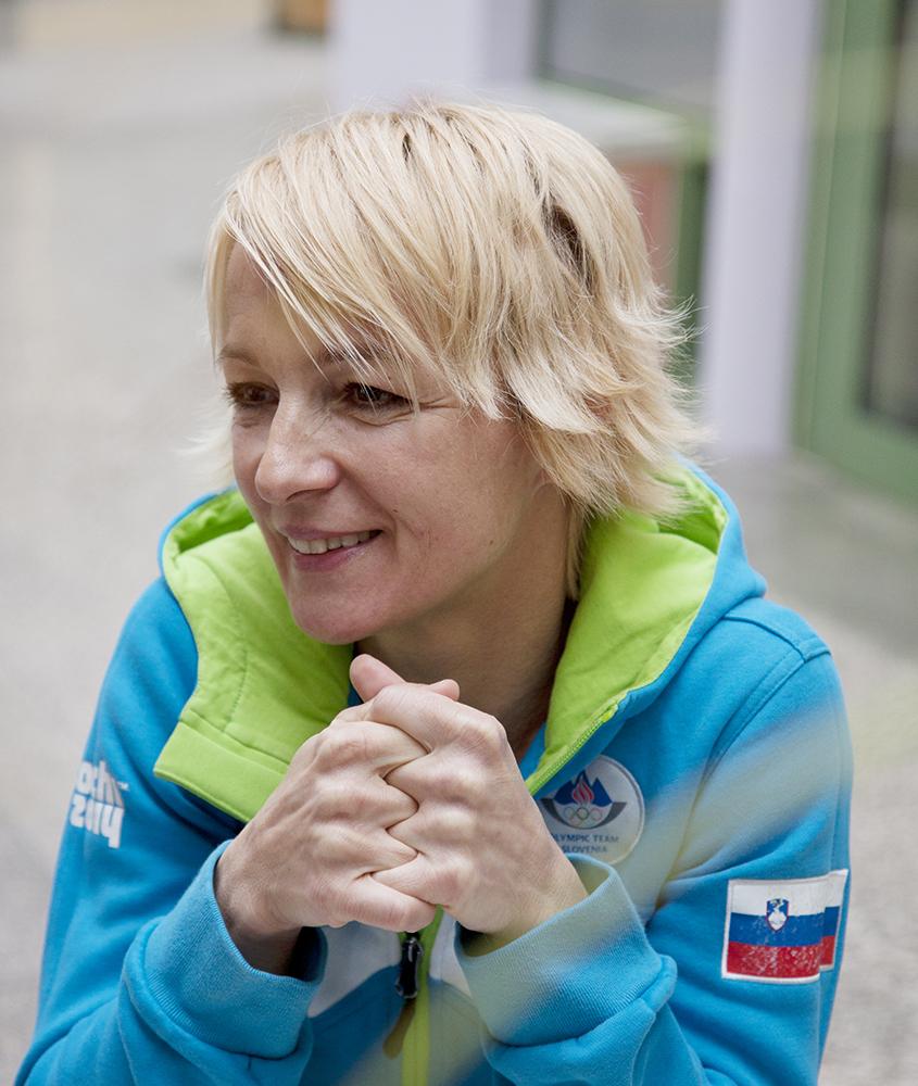 Intervie with Nezka Poljansek