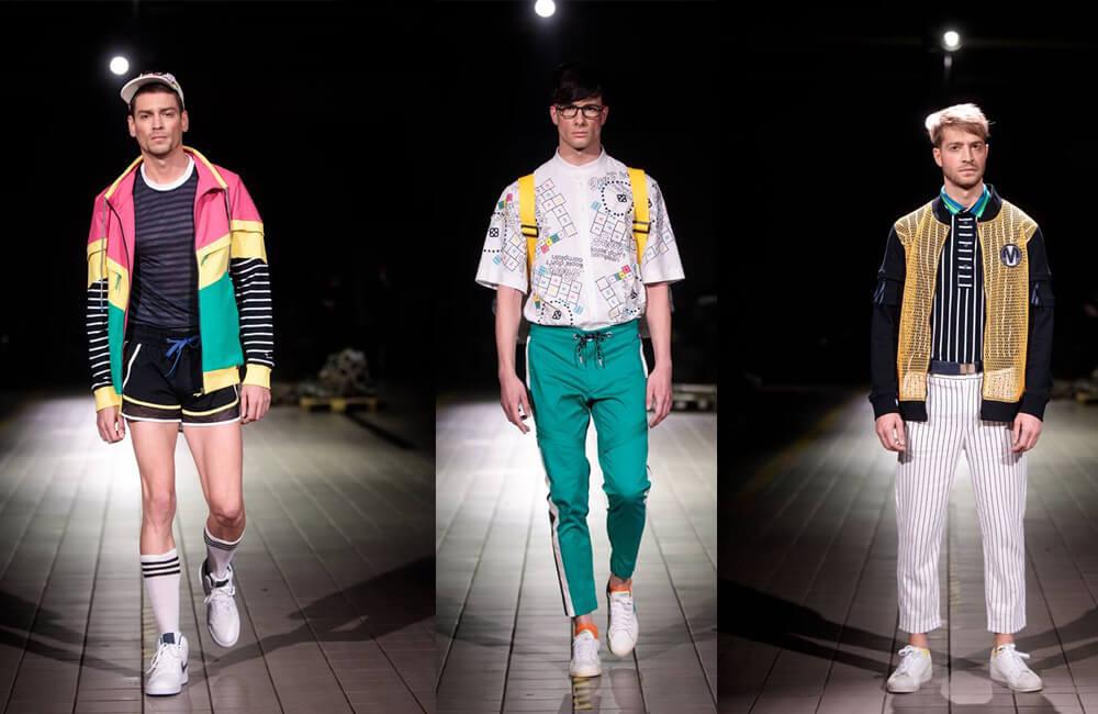 moška moda