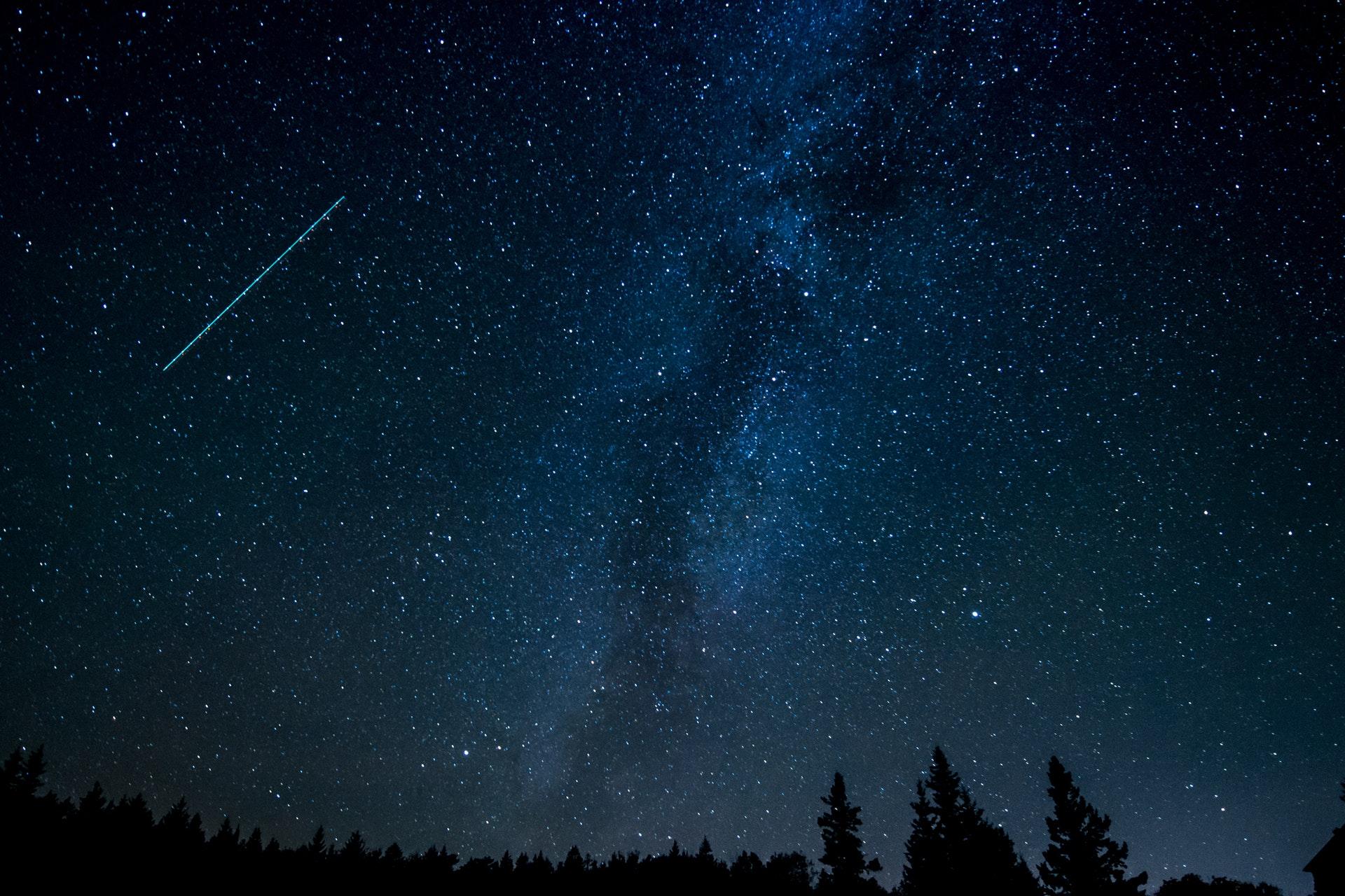 zvezdni utrinki