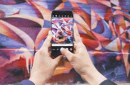 Slikanje uličnega grafita