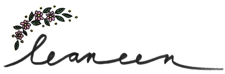 podpis leaneen