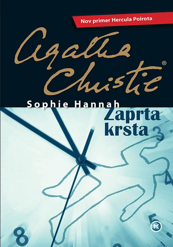 Sophie Hannah ZAPRTA KRSTA