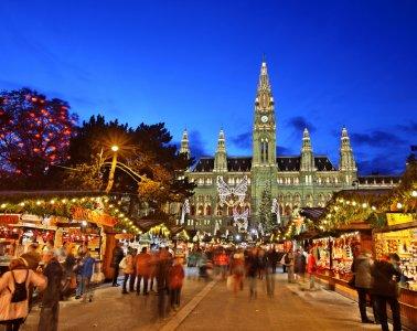 Dunaj božični sejmi