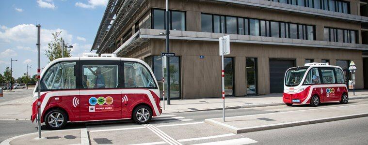 Dunaj električni avtobus